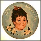 All American Girl Collector Plate