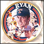 Ryan - Through The Years Collector Plate by Robert Tanenbaum