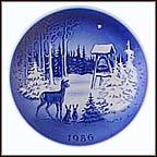 The Bell Collector Plate by Svend Otto