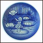 Thumbelina Collector Plate by Svend Otto