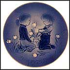 Surprise For Mother Collector Plate by Mads Stage