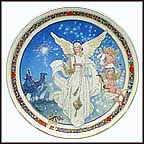 Adeste Fidelis Collector Plate by Jack Woodson