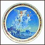 Gloria In Excelsis Deo Collector Plate by Jack Woodson