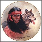 Chief Victorio - artist signed Collector Plate by Gregory Perillo