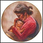 Madre Collector Plate by Gregory Perillo