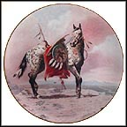 Nez Perce Collector Plate by Gregory Perillo