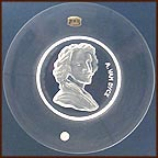 Anthony Van Dyck Collector Plate