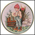 Hansel Collector Plate by Vincente Tiziano