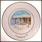 Bethlehem Collector Plate