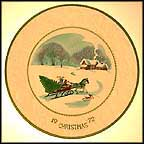 Jingle Bells Collector Plate