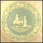 O Holy Night Collector Plate