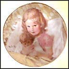 Sweet Dreams Collector Plate by Thornton Utz