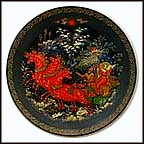 Morozko Collector Plate by Nicolai Lopatin