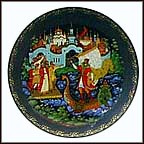 Sadko Collector Plate by Evgeny A. Populov
