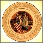 Betsy Ross Collector Plate