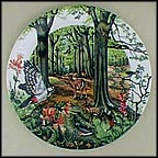 The Beechwood Collector Plate by Colin Newman