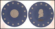 Virginia - Thomas Jefferson Collector Plate