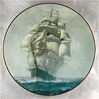 The Lightning in Lifting Fog Collector Plate by Charles Vickery MAIN