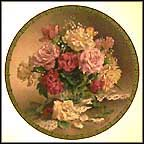 Victorian Beauty Collector Plate by Vieonne Morley MAIN