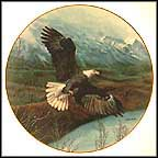 Freedom Collector Plate by Charles Fracé