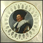The Laughing Cavalier Collector Plate by Frans Hals