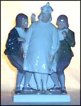 Emperor's New Clothes, Royal Copenhagen Figurine #1288