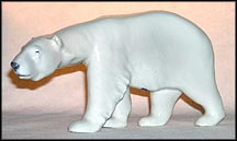 Polar Bear, Royal Copenhagen Figurine #320