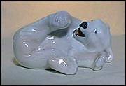 Polar Bear Cub, Royal Copenhagen Figurine #729