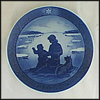 Sunshine Over Greenland Collector Plate by Hans Henrik Hansen