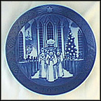 The Festival Of Santa Lucia Collector Plate by Sven Vestergaard