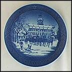 The Queen's Carriage Collector Plate by Sven Vestergaard