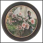 Azaleas Collector Plate by Carl Larsson