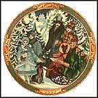 Bring Home The Tree Collector Plate by Hans Henrik Hansen