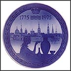 Royal Copenhagen Bicentennial Collector Plate