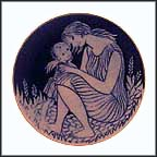 Mother And Child Collector Plate by Ib Spang Olsen MAIN