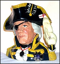Vice Admiral Lord Nelson MAIN