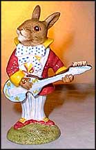Mr Bunnybeat Strumming