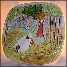 Jemima Puddle-Duck With Foxy Whiskered Gentleman