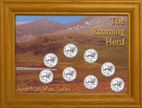 Roaming Herd Coin Collection