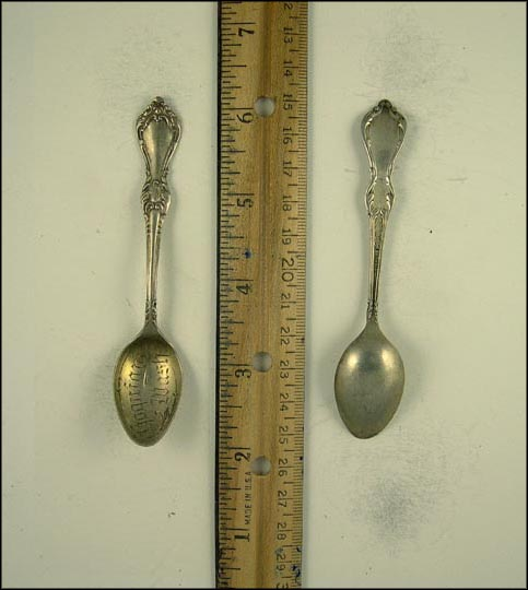 Hoquiam, Washington Souvenir Spoon