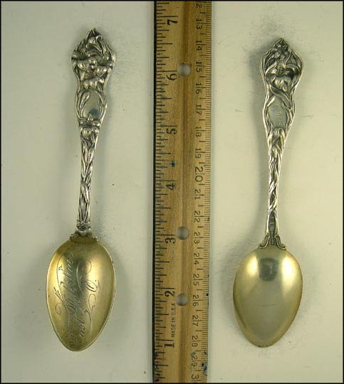 East Palestine, Ohio Souvenir Spoon