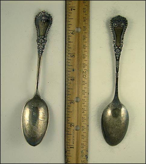 Columbus, Ohio Souvenir Spoon