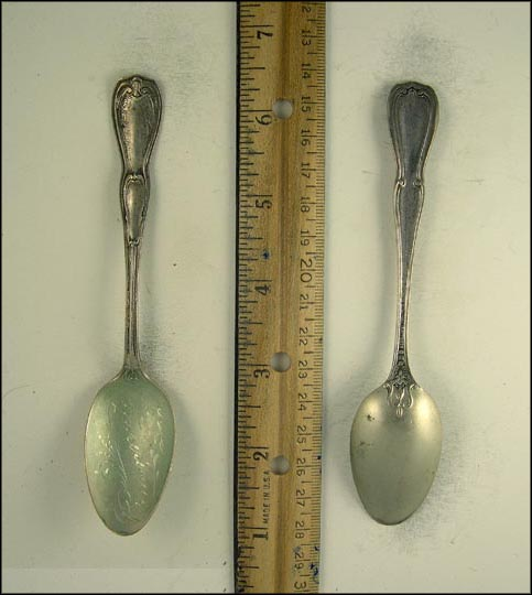 Cincinnati Zoo, Cincinnati, Ohio Souvenir Spoon