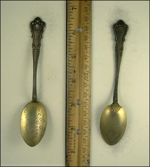 Pioneer, Ohio Souvenir Spoon