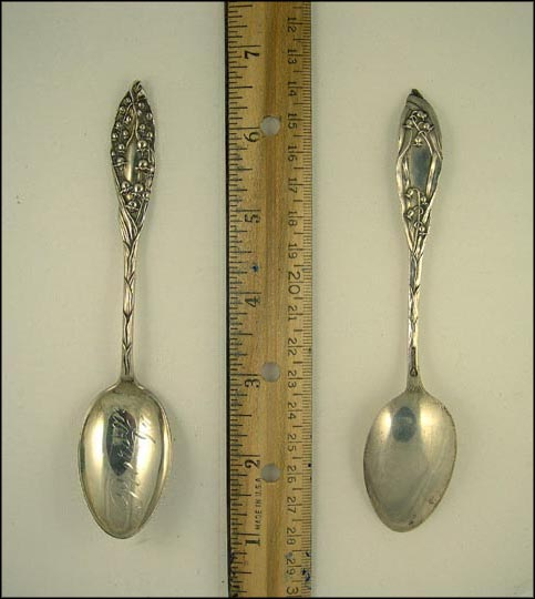 Pierson, Iowa Souvenir Spoon MAIN