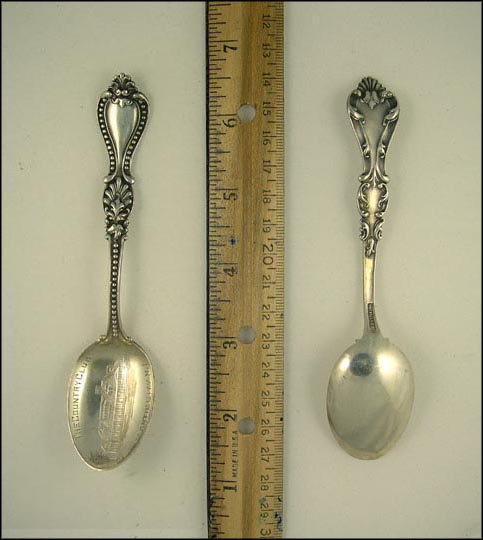The Country Club, Atlantic City, New Jersey Souvenir Spoon MAIN