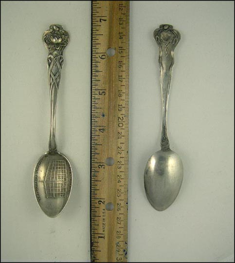 The Boston Store, Wichita, Kansas Souvenir Spoon