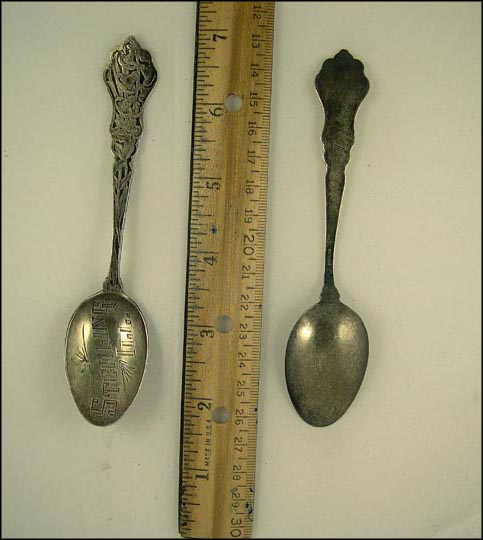 Sterling, Illinois Souvenir Spoon
