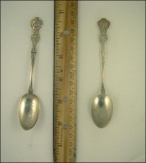 Danville, Illinois Souvenir Spoon