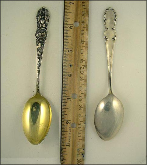 State Seal, Florida Souvenir Spoon